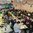 Diumenge 29 de gener, 135 persones van riflar en català a la sala de les festes de Rià.