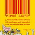 LipDub per la llengua catalana a Perpinyà, el 31 de març del 2012, de les 14:00 a les 16:00. Els pobles sota administració francesa se manifestaran al carrer per a […]