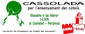 Cartell-cassolada