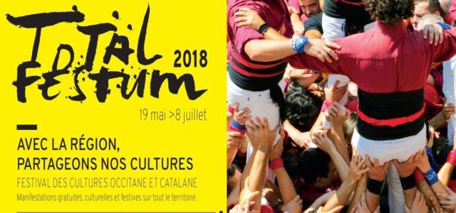 Esdeveniment far de les cultures regionals a la regió Occitània – País Català, Total Festum tindrà lloc aquest any del 19 de maig al 8 de juliol. La inauguració del […]