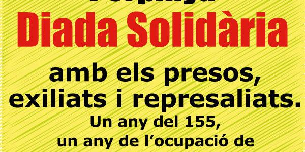 Benvolguts socis del Casal del Conflent, Nyerros, Pallagos, Dimarts 30 d'octubre hi haura una diada solidària a Perpinyà. Enviem aquest missatge per a alertar tots aquests que se senten concernits […]