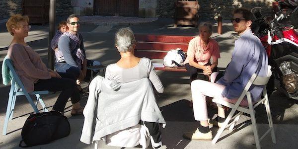 El desconfinament amb el bon temps ens ha donat peu a sortir al carrer i disfrutar tot fent una xerrada en català. Tots els que han participat han pogut gaudir […]