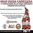 """Aquest divendres 1 de novembre, la Colla Castellera """"Els Pallagos del Conflent"""" farà la seva primera diada a Prada (Plaça de la República). Aquí teniu el programa."""