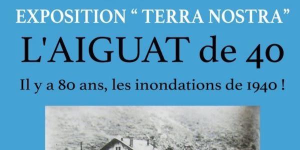 Divendres 23 d'octubre a 15h00, Ramon Gual farà une xerrada en català sobre l'aiguat de 1940 (Espai Martin Vivès, antiga presó, carrer del Palau de Justícia, Prada).